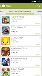 Bouygues Telecom Ultym 4 - Applications - Télécharger une application - Étape 12