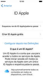 Apple iPhone 5s iOS 10 - Primeiros passos - Como ligar o telemóvel pela primeira vez -  19
