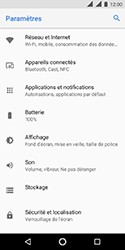 Nokia 3.1 - Internet et connexion - Accéder au réseau Wi-Fi - Étape 4