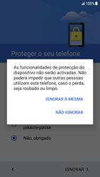 Samsung Galaxy S7 Edge - Android Nougat - Primeiros passos - Como ligar o telemóvel pela primeira vez -  15