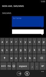 Nokia Lumia 1020 - Contact, Appels, SMS/MMS - Envoyer un SMS - Étape 9