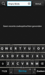 BlackBerry Z10 - Applicaties - Account aanmaken - Stap 5
