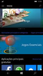 Microsoft Lumia 550 - Aplicações - Como pesquisar e instalar aplicações -  4