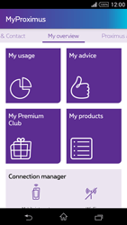 Sony Xperia Z1 Compact D5503 - Applications - MyProximus - Step 13
