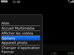 BlackBerry 8520 - Photos, vidéos, musique - Créer une vidéo - Étape 7