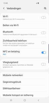 Samsung Galaxy S10 Plus - Wifi - handmatig instellen - Stap 4