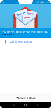 Huawei P20 Lite - E-mail - Manual configuration (gmail) - Step 5