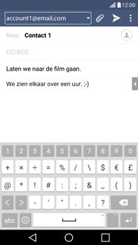 LG G4 Stylus (LG-H635) - E-mail - Hoe te versturen - Stap 10