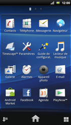 Sony Ericsson Xperia Ray - Internet - activer ou désactiver - Étape 3