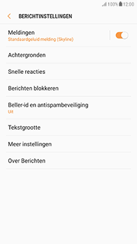 Samsung Galaxy J7 (2017) - MMS - probleem met ontvangen - Stap 6