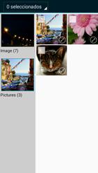 Samsung Galaxy A3 - Bluetooth - Transferir archivos a través de Bluetooth - Paso 7