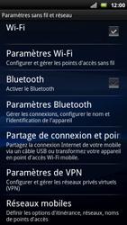 Sony Ericsson Xperia Ray - Internet - activer ou désactiver - Étape 5