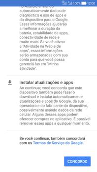 Asus Zenfone Selfie - Primeiros passos - Como ativar seu aparelho - Etapa 16