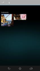 Sony Xpéria Z - Photos, vidéos, musique - Envoyer une photo via Bluetooth - Étape 6