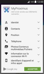Samsung G318H Galaxy Trend 2 Lite - Applications - MyProximus - Étape 9