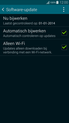 Samsung G850F Galaxy Alpha - Software update - update installeren zonder PC - Stap 6
