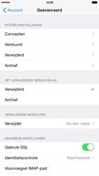 Apple iPhone 6 Plus (Model A1524) - E-mail - Instellingen KPNMail controleren - Stap 22