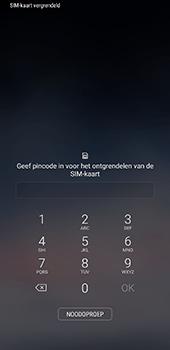 Samsung N950F Galaxy Note 8 - Toestel - Toestel activeren - Stap 3