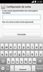 NOS LUNO - Email - Configurar a conta de Email -  20