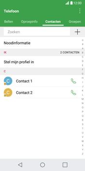 LG G6 (LG-H870) - Contacten en data - Contacten kopiëren van SIM naar toestel - Stap 5