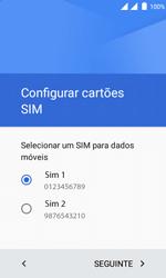 Wiko Sunny DS - Primeiros passos - Como ligar o telemóvel pela primeira vez -  7