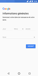 Nokia 3.1 - Applications - Créer un compte - Étape 7