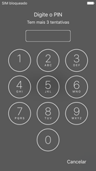 Apple iPhone 5s iOS 9 - Primeiros passos - Como ligar o telemóvel pela primeira vez -  4