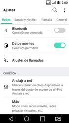 LG K4 (2017) - Internet - Ver uso de datos - Paso 3
