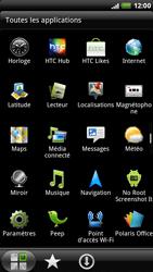 HTC X515m EVO 3D - MMS - configuration manuelle - Étape 4