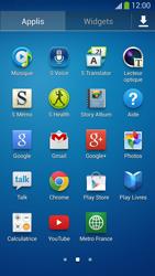 Samsung Galaxy S4 - Photos, vidéos, musique - Ecouter de la musique - Étape 3