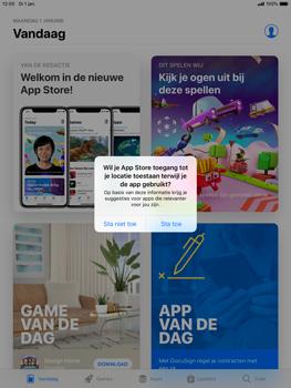 Apple ipad-mini-5-7-9-inch-2019-model-a2124 - Applicaties - Downloaden - Stap 4