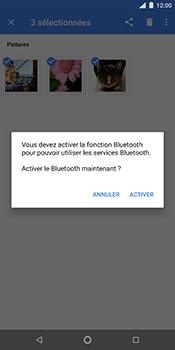 Nokia 7 Plus - Photos, vidéos, musique - Envoyer une photo via Bluetooth - Étape 10
