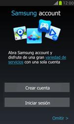 Samsung Galaxy S3 Mini - Primeros pasos - Activar el equipo - Paso 9