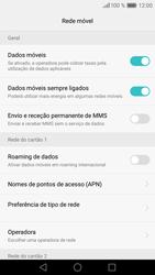 Huawei P9 Lite - Internet no telemóvel - Como ativar os dados móveis -  7