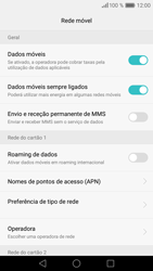 Huawei P9 Lite - MMS - Como configurar MMS -  6