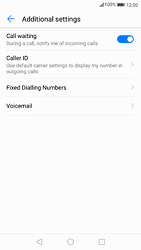 Huawei P9 - Android Nougat - Voicemail - Manual configuration - Step 6