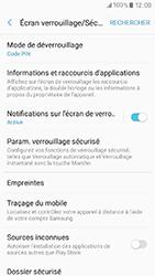 Samsung Galaxy A3 (2017) (A320) - Sécuriser votre mobile - Activer le code de verrouillage - Étape 13