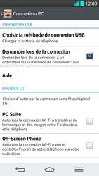 LG G2 - Internet et connexion - Utiliser le mode modem par USB - Étape 6