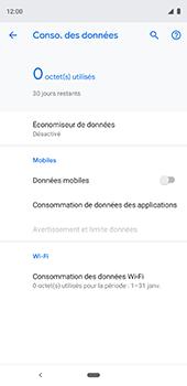 Google Pixel 3XL - Internet - Désactiver les données mobiles - Étape 7