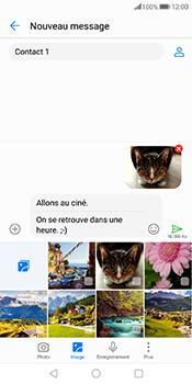 Huawei Mate 10 Pro - MMS - envoi d'images - Étape 16