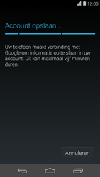 Huawei Ascend P7 - Applicaties - Account aanmaken - Stap 17