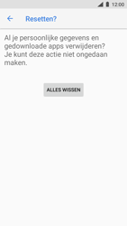 Nokia 5 - Android Oreo - Toestel reset - terugzetten naar fabrieksinstellingen - Stap 8