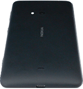 Nokia Lumia 625 - Premiers pas - Découvrir les touches principales - Étape 7