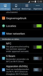 Samsung Galaxy S III Neo (GT-i9301i) - NFC - NFC activeren - Stap 5