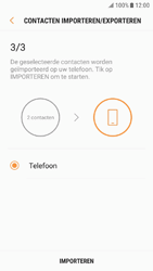 Samsung Galaxy J5 (2016) - Android Nougat - Contacten en data - Contacten kopiëren van SIM naar toestel - Stap 12