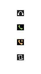 LG Optimus F6 - Premiers pas - Comprendre les icônes affichés - Étape 8