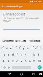 Crosscall Action X3 - E-mail - e-mail instellen: IMAP (aanbevolen) - Stap 9
