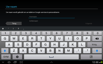 Samsung N8000 Galaxy Note 10-1 - Applicaties - Applicaties downloaden - Stap 5
