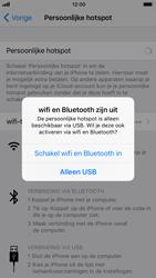 Apple iPhone 7 iOS 11 - WiFi - Mobiele hotspot instellen - Stap 7