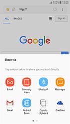 Samsung Galaxy J3 (2017) - Internet - Internet browsing - Step 20